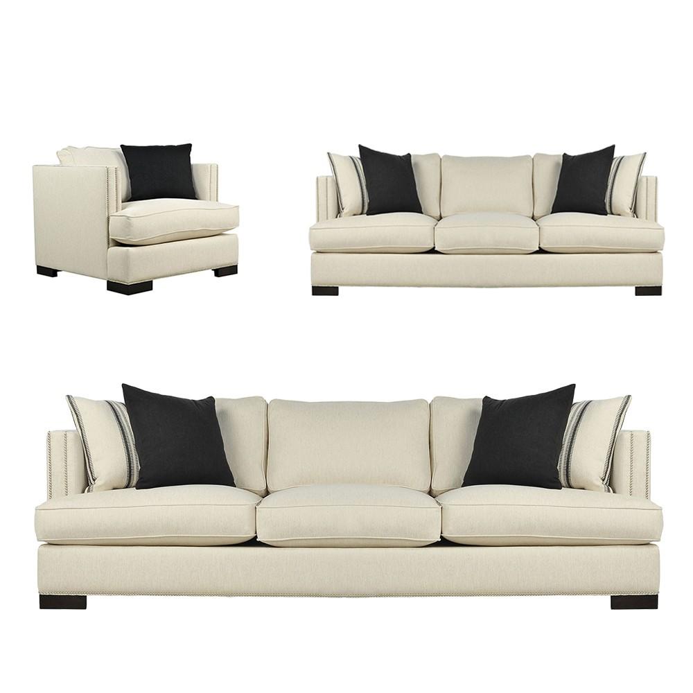 Rome Sofa sets White