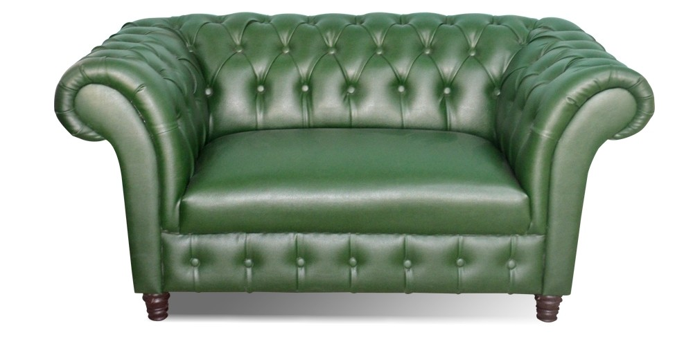 Oliver Chesterfield Two Seater Sofa