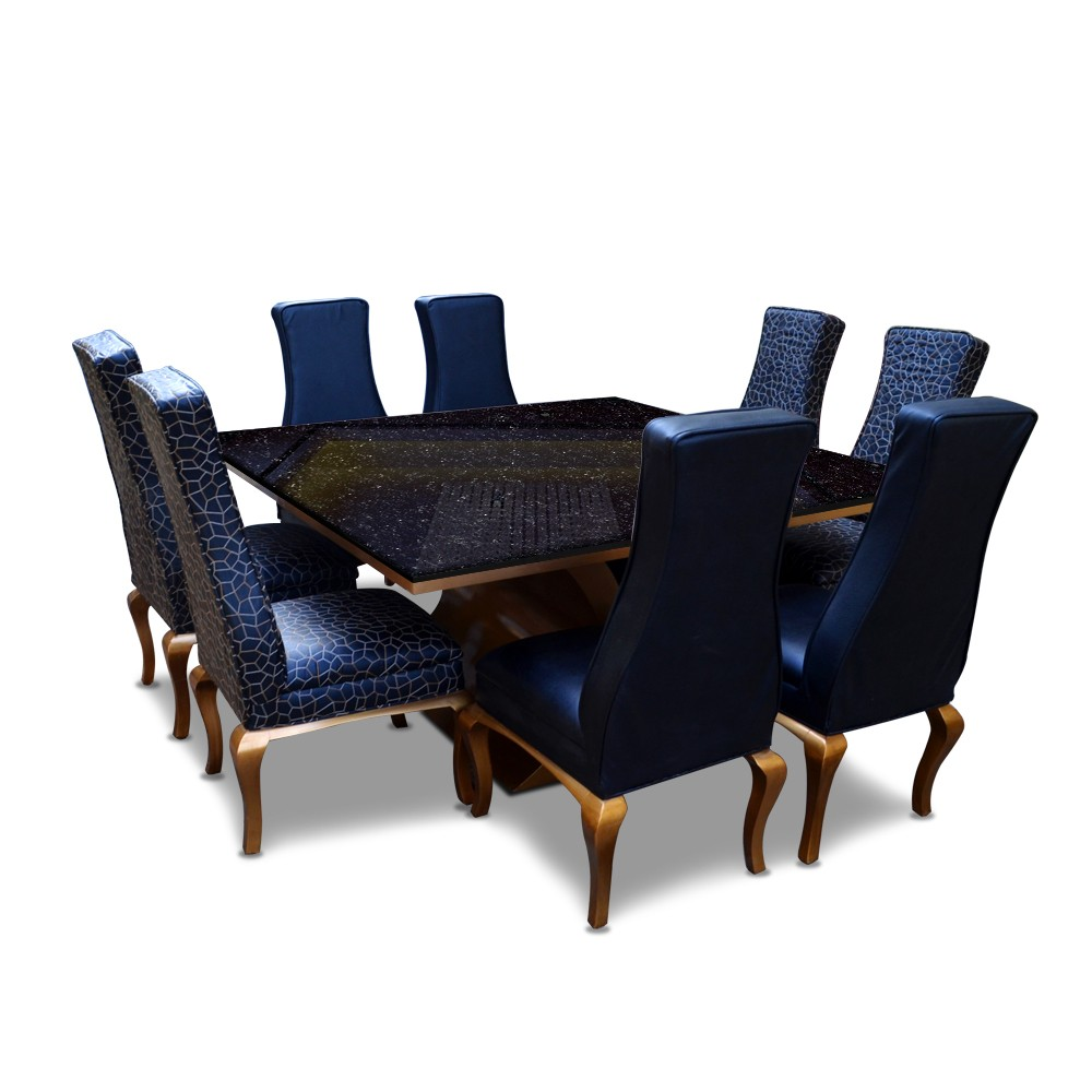 Heartland 8 Seater Dining Table