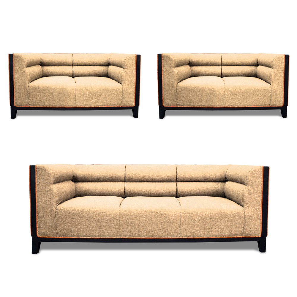 Abraxas Sofa Set cream