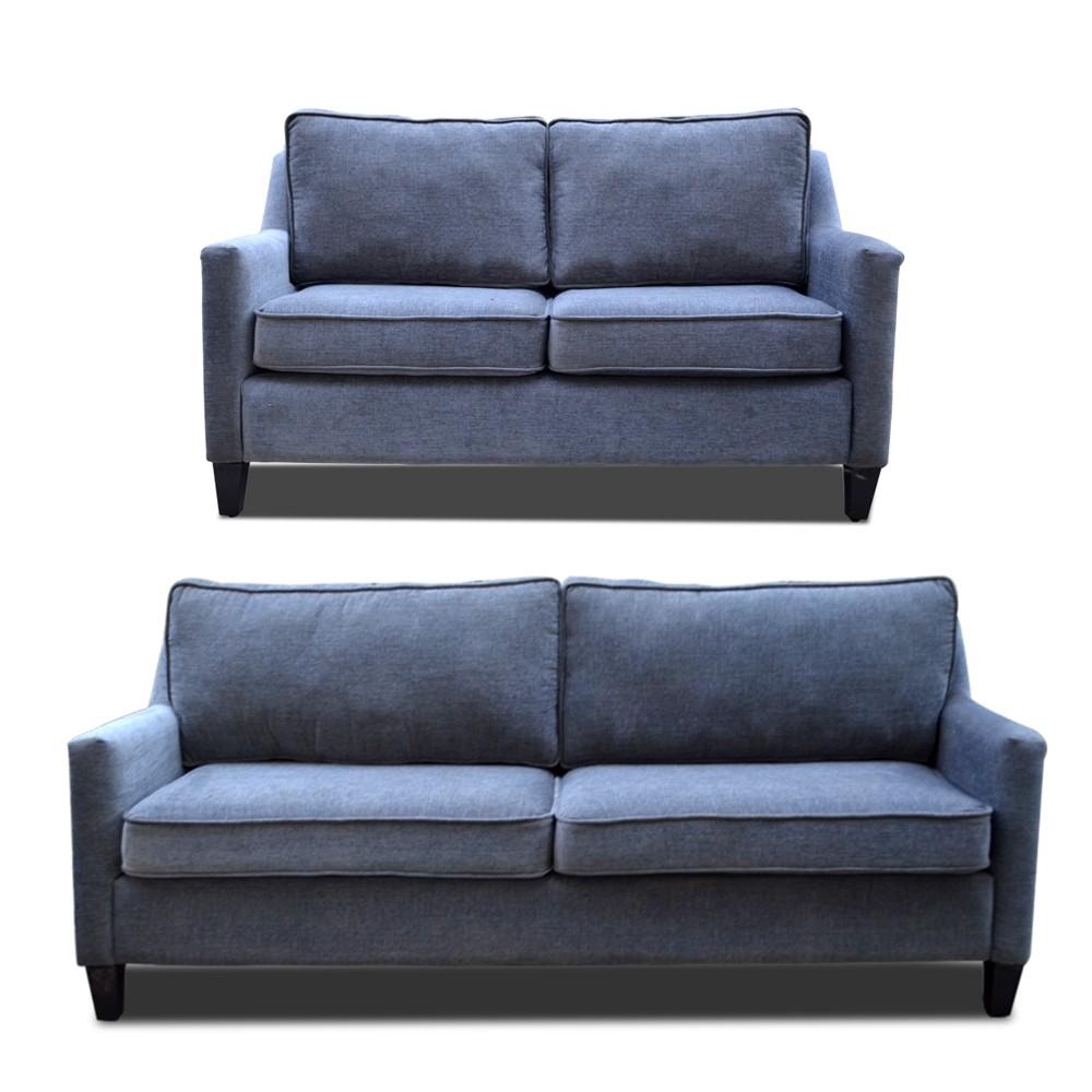 Allure Sofa Set Waikawa Grey