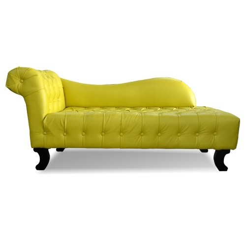Six Degrees Chaise Yellow