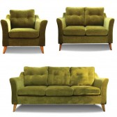 Rufus Sofa Set