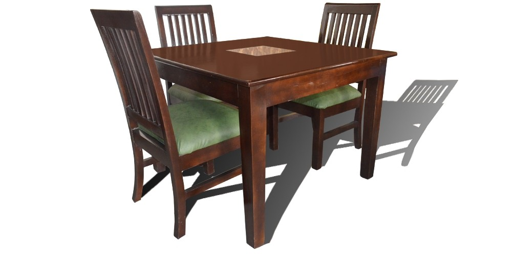 Abby 4 Seater Dining Table