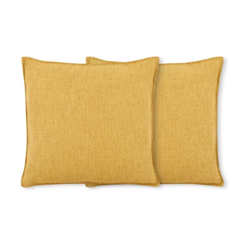 Abby Cushions Yellow