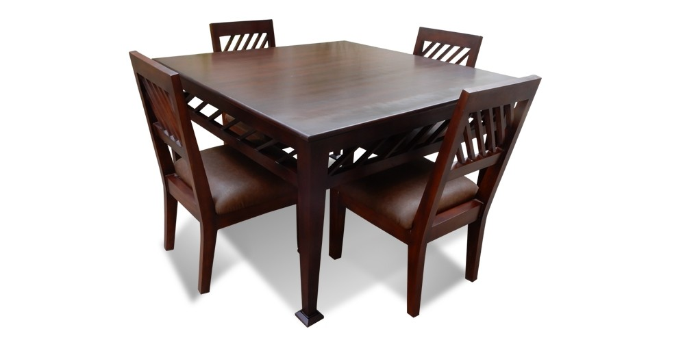 Elis 4 Seater Dining Table