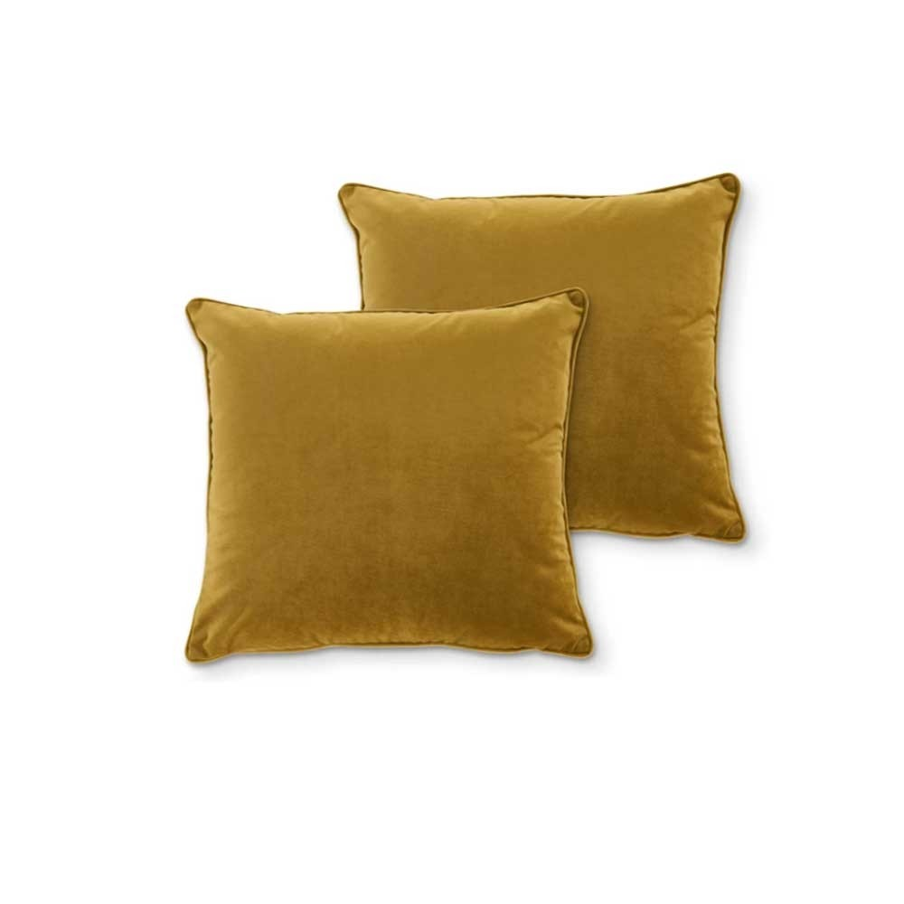 Juliette Cushions Mustard
