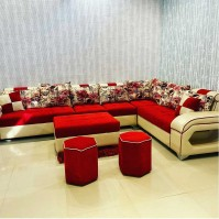 Juliette L Shaped Sofa Set