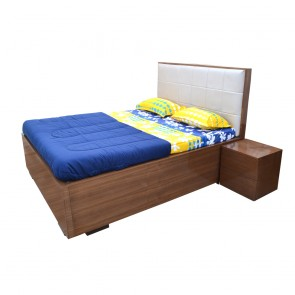 Bermuda Bed with bedside tables