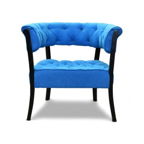 Emma Accent Chair Blue