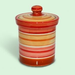Ebony Storage Jar