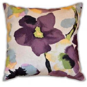 Lilac Hues Cushion Square