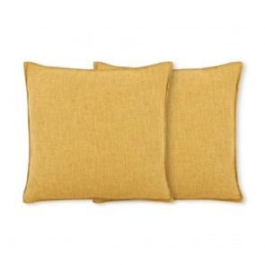 Abby Cushions Yellow