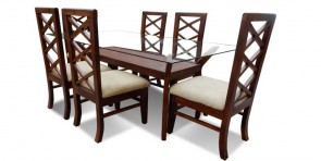 ARABIA 6 SEATER DINING TABLE