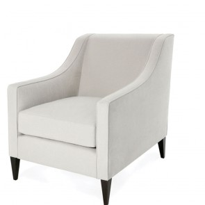 Battista Armchair White