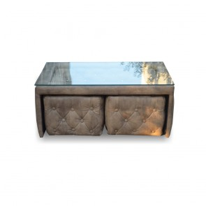 Murphy Coffee Table with Ottoman