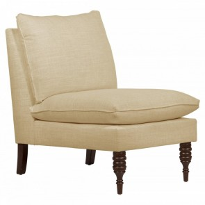 Broadway Accent Chair Beige