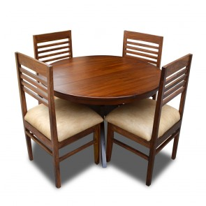 Center Of Attention 4 Seater Dining Table