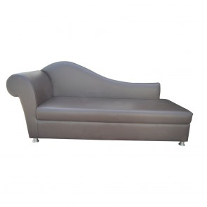 Laurren Chaise Grey
