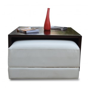Howard Coffee Table With Ottoman