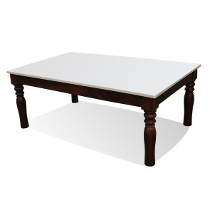 Helena Coffee Table with marble top
