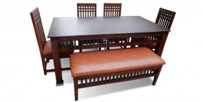 Henson 6 Seater Dining Table