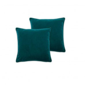 Juliette Cushions Teal Blue