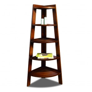 Danya 5 Shelves Ladder Corner Display Unit