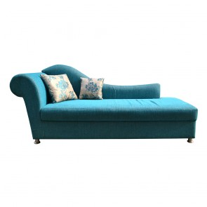 Laurren Chaise Teal