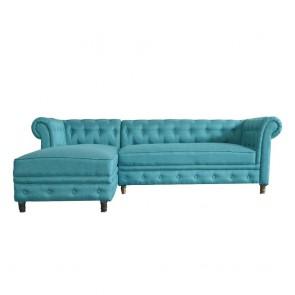 Mayfair Sectional Chesterfield Sofa