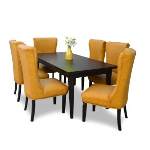Mirage Royal 6 Seater Dining Table