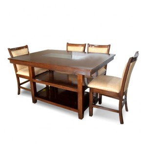 Zaira 6 Seater Dining Table