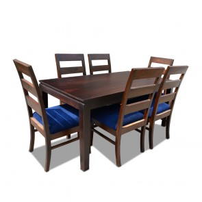 Provence 6 Seater Dining Table Set