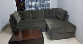 Houston Two Seater Sofa with Chaise