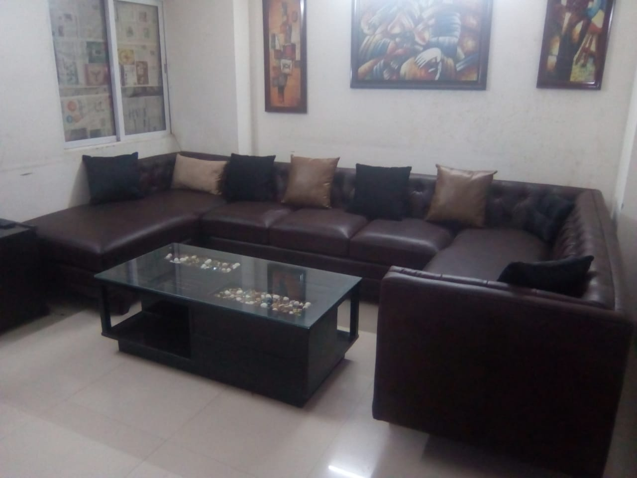 zaphire Sectional Sofa