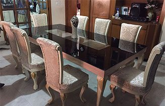 Visconti Dining Set