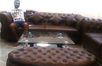 OXFORD CHESTERFIELD SOFA
