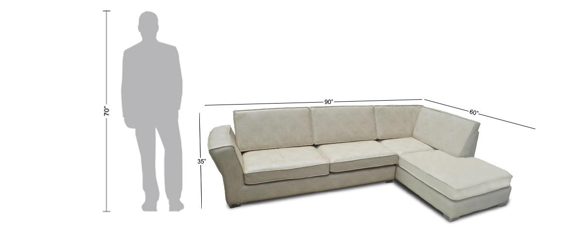 Aquarius Sectional Sofa