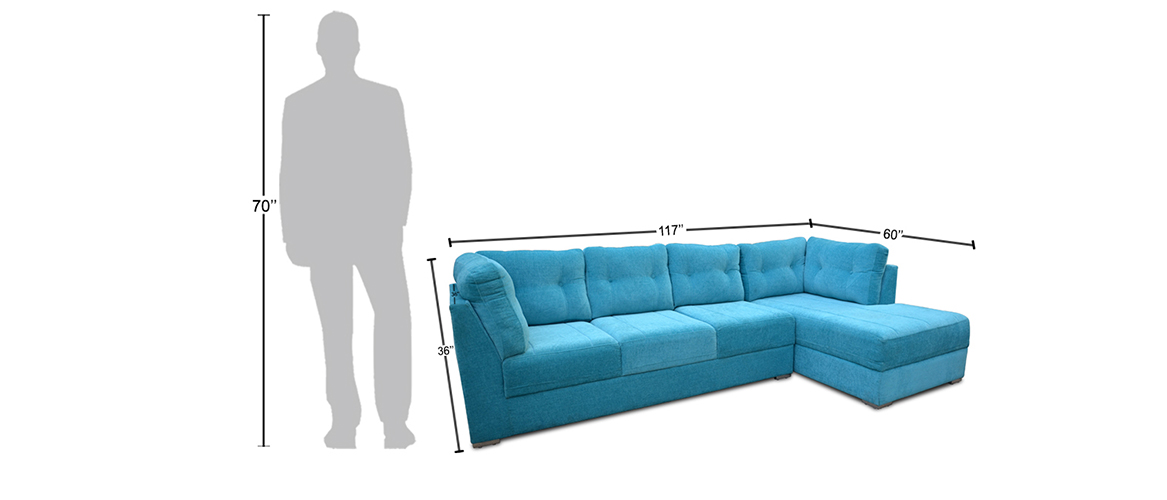Houston Three Sofa