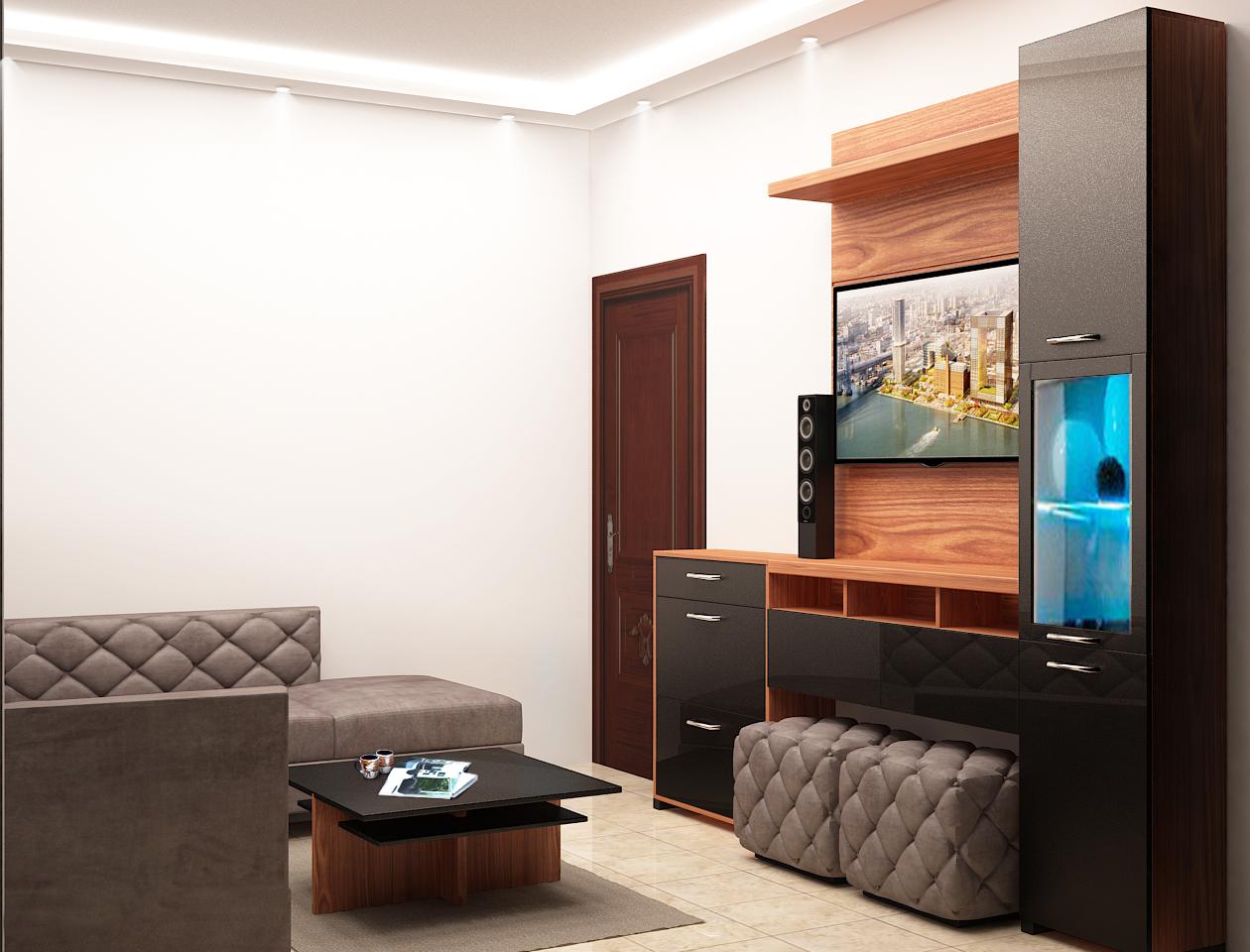 3 Bhk Full House Furniture Furniture Package